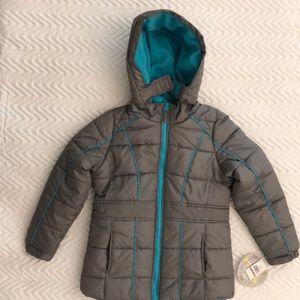 Mint girl winters girls jacket